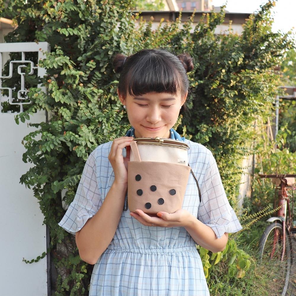   珍珠奶茶   造