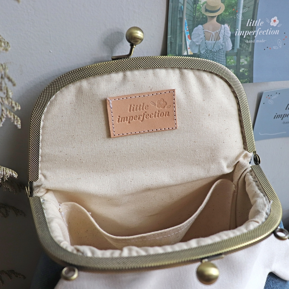 | 大富士山 | 造型 口金包 後背包
