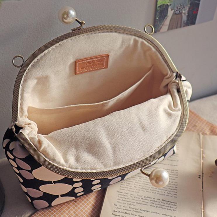 - 草間 - 3way 口金包 側背包 手提包 隨身包 送禮